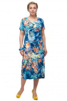 "Платье ""Олси"" 1705045V ОЛСИ (Голубой)"